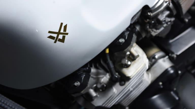 Italian Gearheads Beautifully Revamped an 80s Kawasaki