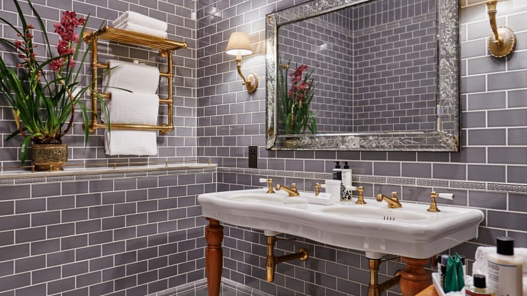 Soho House Transformed an Iconic Bank Into Opulent Hotel and Club