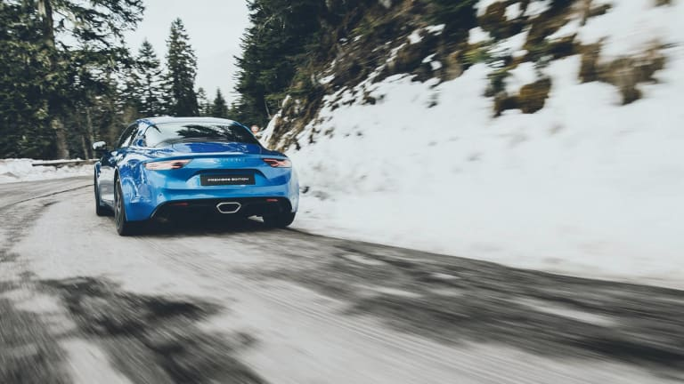 The Reborn Alpine A110 Looks Absolutely Stunning