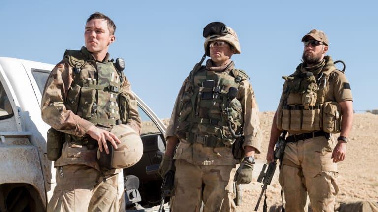 Netflix War Drama 'Sand Castle' Looks Fantastic