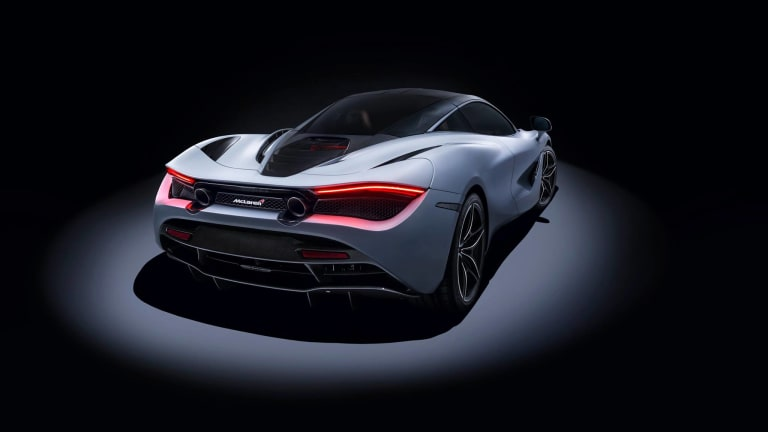 McLaren Unveiled the 720S With Most Goosebump-Inducing Video Possible