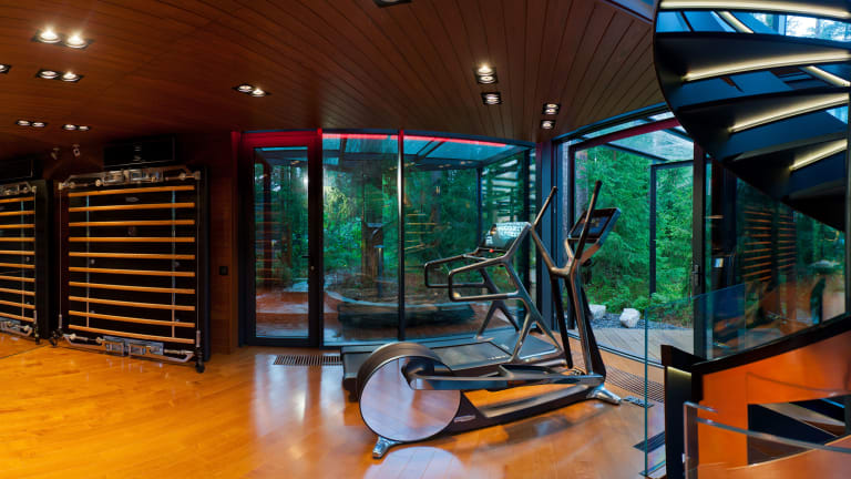 The World's Coolest Private Gym