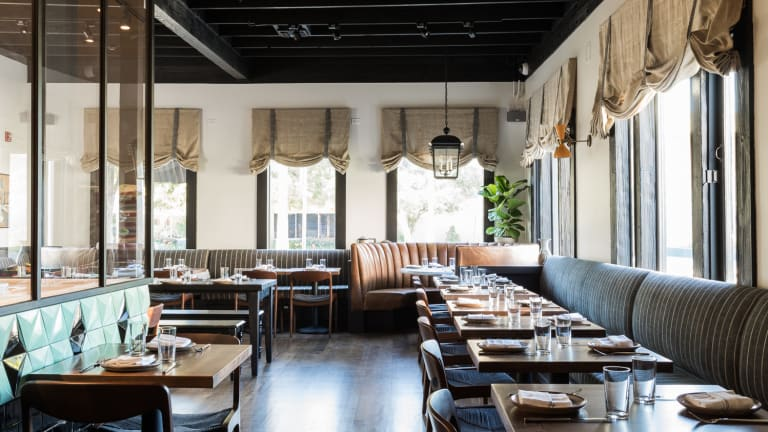 Inside Los Angeles' Most Beautiful Italian Restaurant