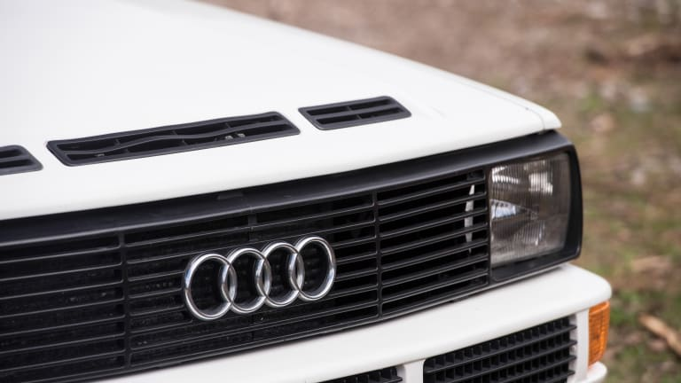 This 1985 Audi Sport Quattro Is Looking for a New Home