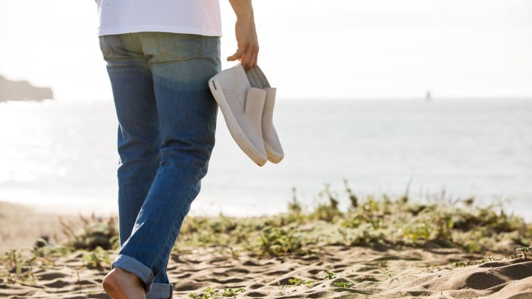 This Versatile Suede Shoe Is Like a Chukka and Slip-On Combined