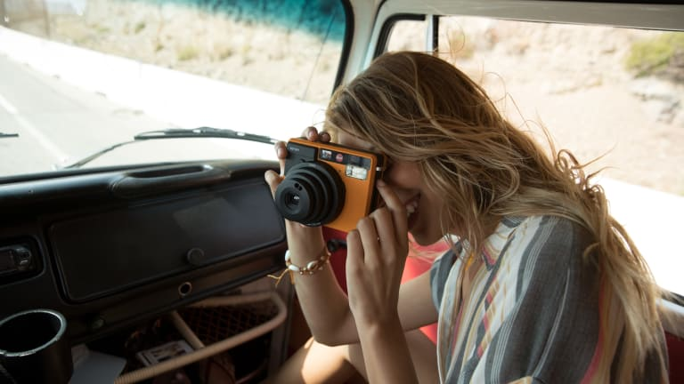 The Leica Instant Camera Is Finally Back in Stock