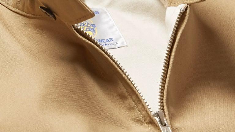 Golden Bear's Retro-Cool Bomber Jacket Transcends Time