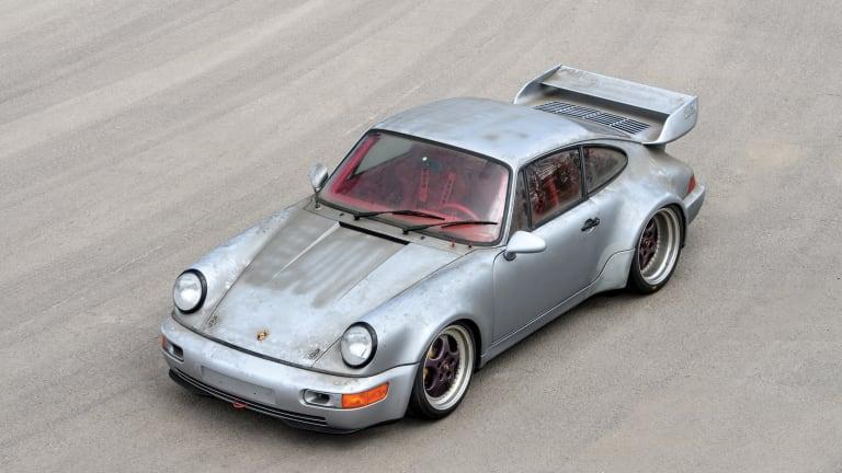 A Brand New, Never Driven 1993 Porsche 911 Carrera RSR Just Hit the Market
