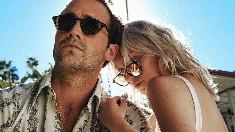 Garrett Leight Debuts Collection of American Southwest-Inspired Sunglasses