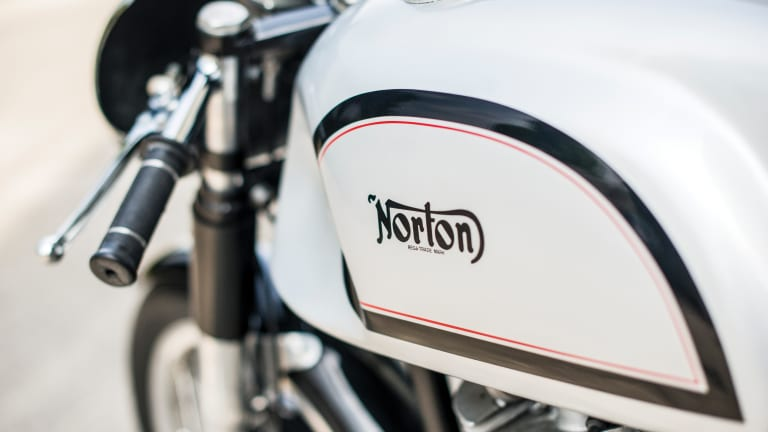 This Grand Prix Winning 1963 Norton Manx 30M Is Looking for a New Home