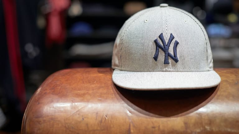 Todd Snyder Honors New York Yankees With Hats Made from Premium Japanese Fabrics