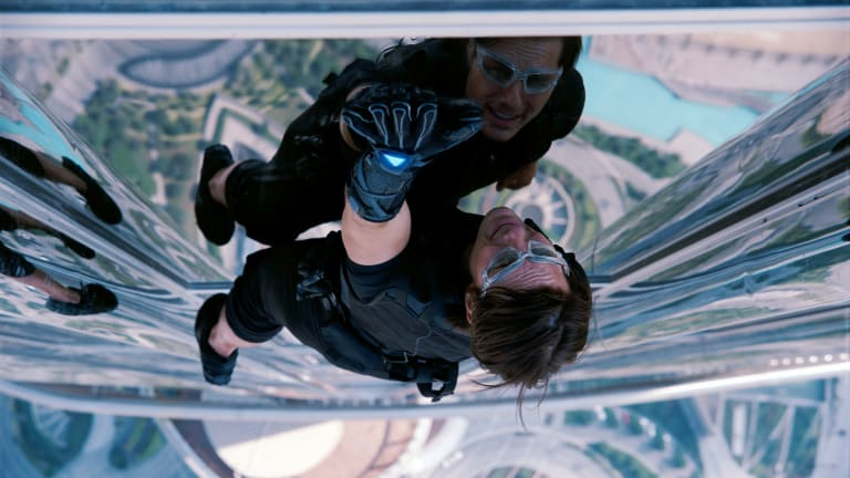 Every Impossibly Dangerous Stunt That Nearly Killed Tom Cruise