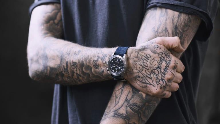 Tudor Announces David Beckham as New Brand Ambassador