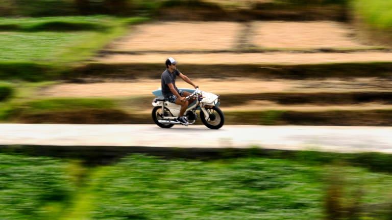 Deus' Bali Outpost Unveils the Perfect Surf Bike