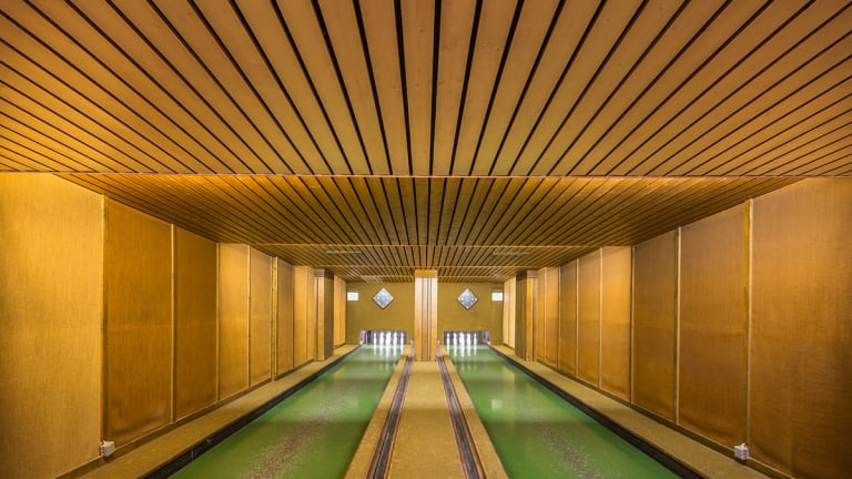 30 Insanely Gorgeous Bowling Alleys
