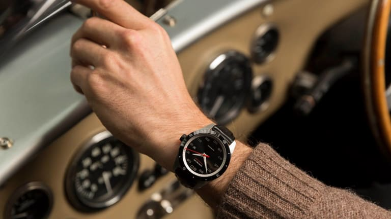 This Video Will Make You Want a Montblanc Timepiece