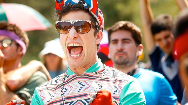 Andy Samberg's Tour de France Mockumentary Looks Hilarious