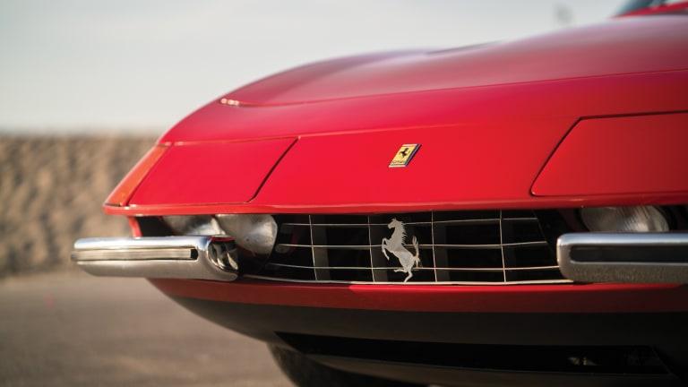 Treat Your Eyes to This Beautiful 1972 Ferrari 365 GTB/4 Daytona Spider