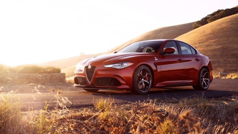 This Clip Proves the Alfa Romeo Giulia Quadrifoglio Is a Wolf in Sedan Clothing