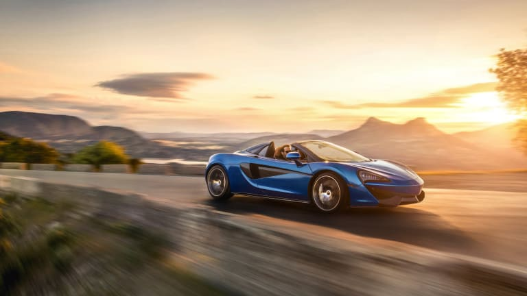 The Most Attainable McLaren Spider Yet