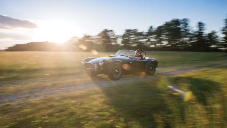 This Blacked-Out 1963 Shelby 289 Cobra Is As Good As It Gets