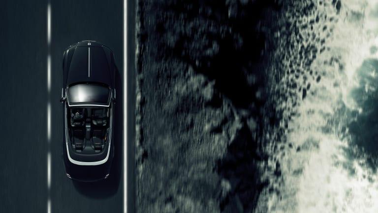 Rolls-Royce Unveils the Devilishly Beautiful Dawn Black Badge