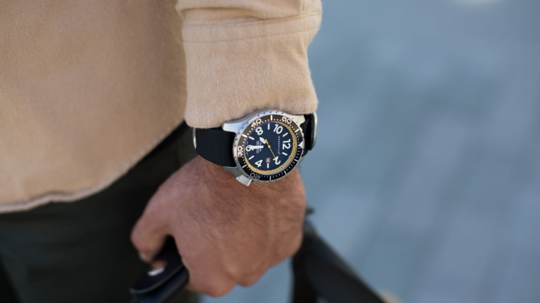 Score This Stylish Dive Watch for Just $79