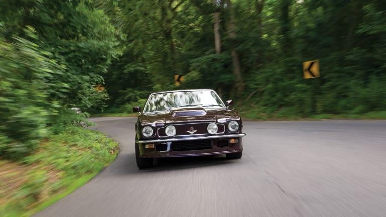 Car Porn: 1978 Aston Martin V8 Vantage