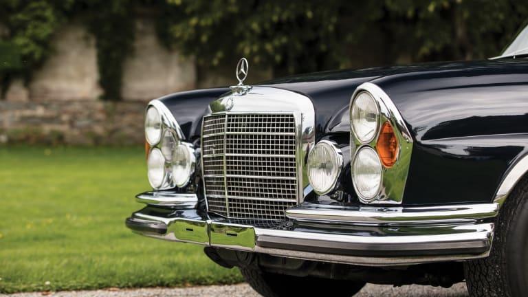 Car Porn: 1970 Mercedes-Benz 280 SE 3.5 Coupé