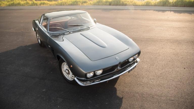 Car Porn: 1966 Iso Grifo GL Series I