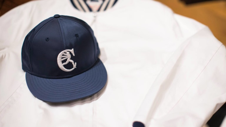 Todd Snyder x Champion Elevates the Classic Cap With This Satin Upgrade for the Cool Kids