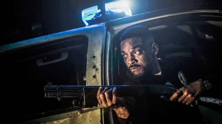Netflix Blockbuster 'Bright' Looks Like a Lot of Fun