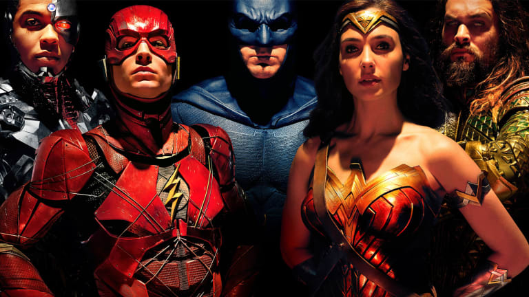 The Latest 'Justice League' Trailer Teases a Surprise Team Member