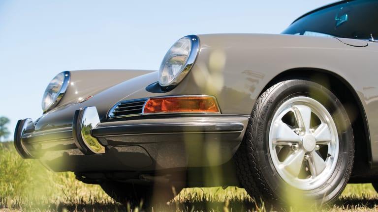 Car Porn: 1967 Porsche 911 S Coupe