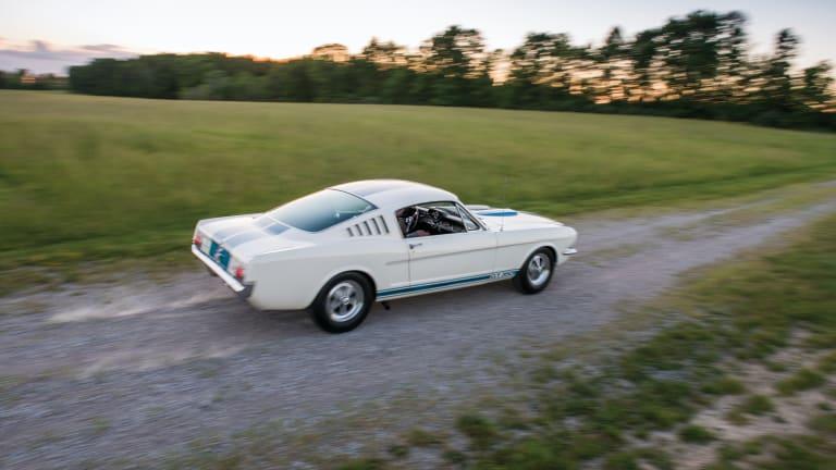 Car Porn: 1965 Shelby GT350