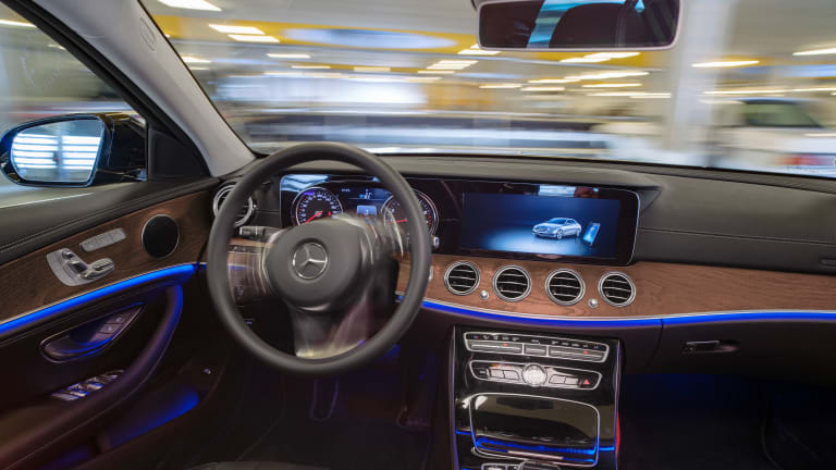 Can Mercedes-Benz's Automated Valet Parking Please Be the Future?