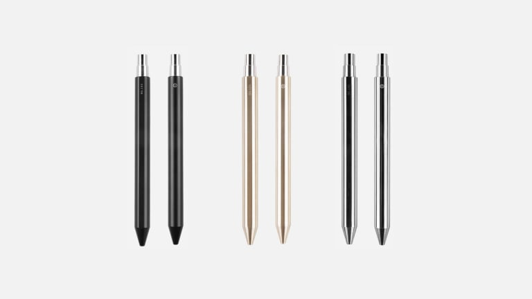 The Exceedingly Beautiful Mechanical Pen Every Guy Needs at His Workspace