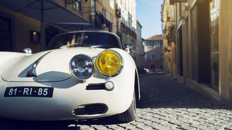 Car Porn: 1962 Porsche 356B