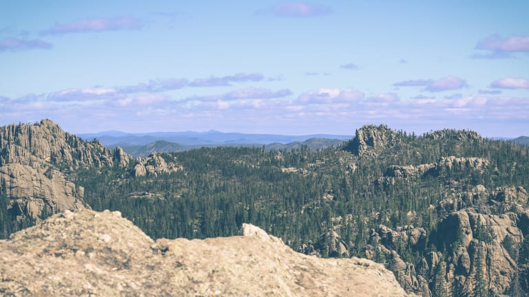10 Hill-Climbing Postcards from the Black Hills National Forest