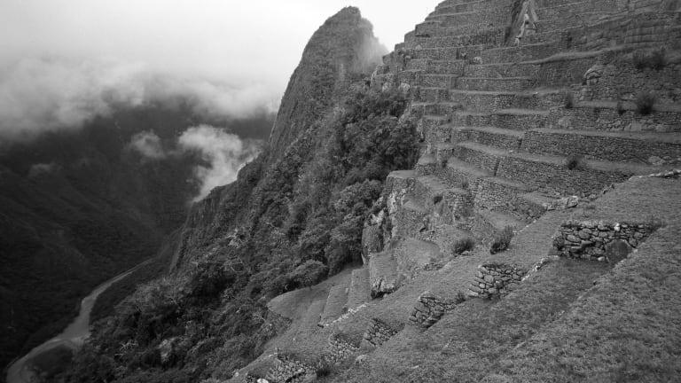 A Breathtaking Black & White Journey Through Peru