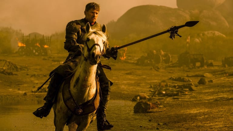 The Cinematic Battle Sequences That Inspired the 'Game of Thrones' Loot Train Attack