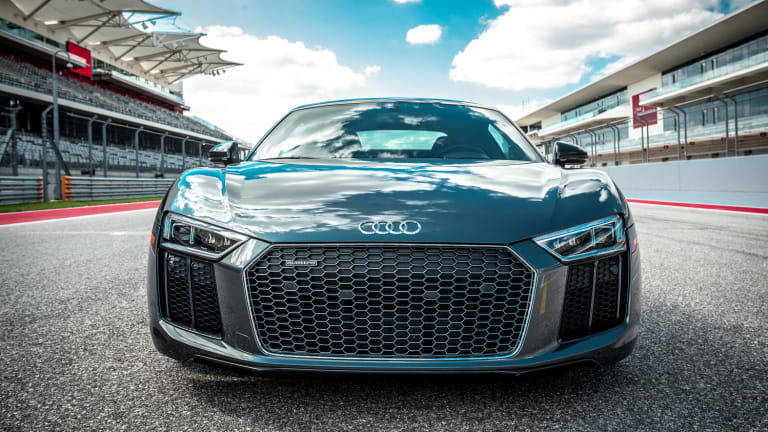 Audi's Awesome New Driving Experience Is for Refined Speed Freaks