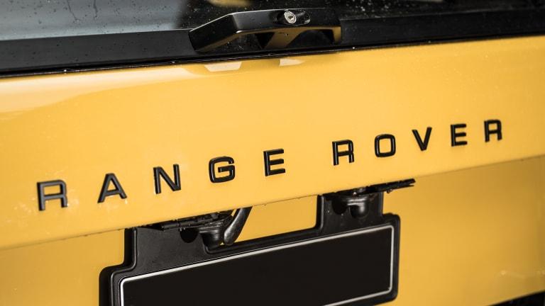 Car Porn: 1973 Land Rover Range Rover
