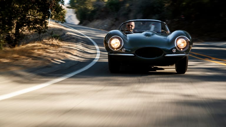 This Jaguar XKSS Drive Footage Is Heavenly
