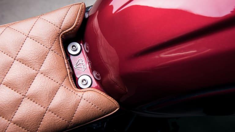 Germany's Diamond Atelier Built a Super Sexy Custom Ducati