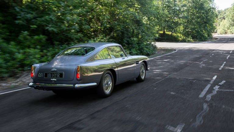 Car Porn: 1960 Aston Martin DB4
