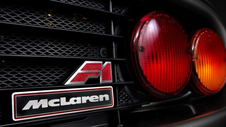 McLaren F1 Designer Gordon Murray Recalls the Vision Behind His Iconic Creation