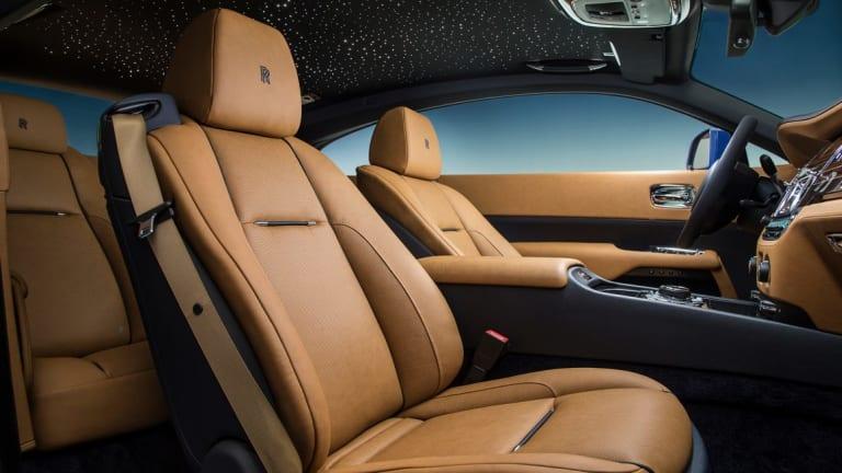 Inside Rolls-Royce's Spectacular Bespoke Center