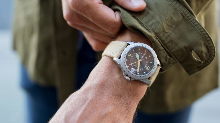 This Military-Ready Dive Watch Can Be Dressed Up or Down With Ease