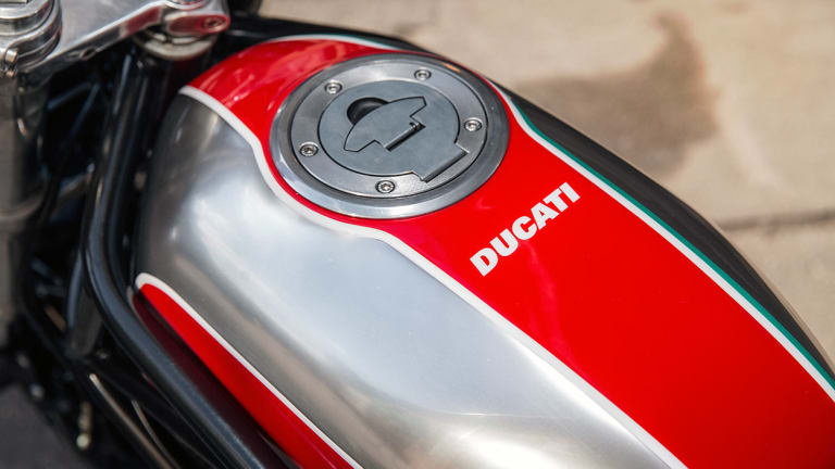 Birdie Customs' Ducati Build Is Perfectly Provocative